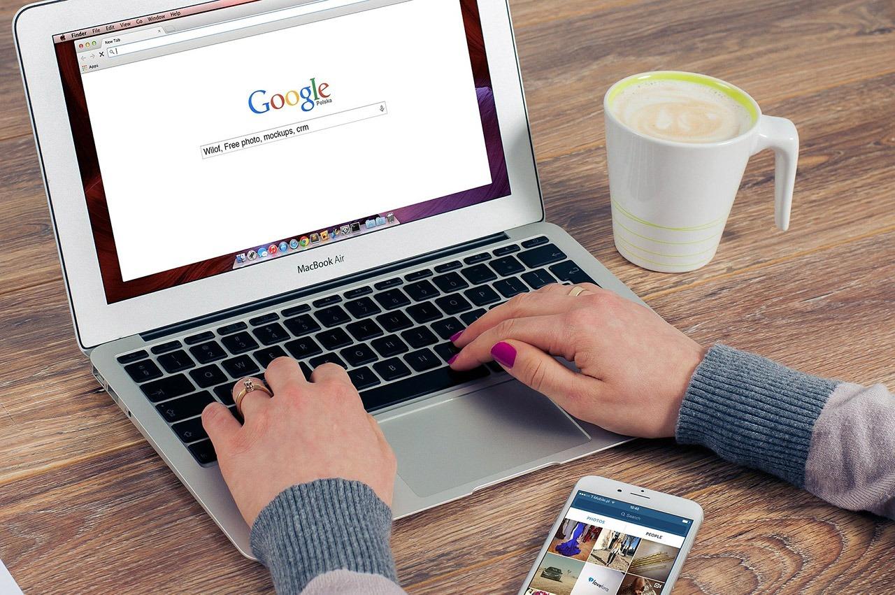 web copy and blogging